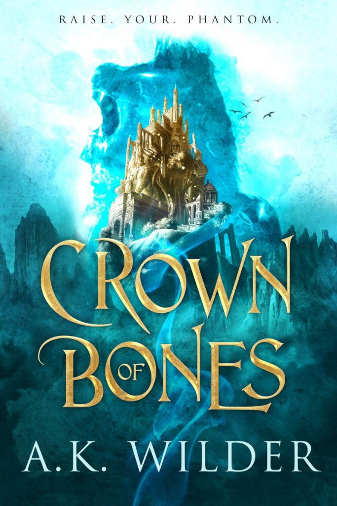 cover for crown of bones