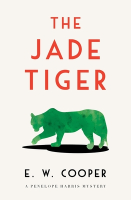 EW Cooper The Jade Tiger cover