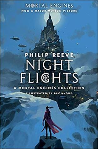 Philip Reeves Night Flights cover