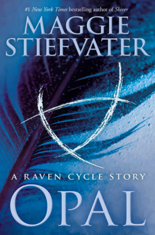 Maggie Stiefvater Opal short story cover