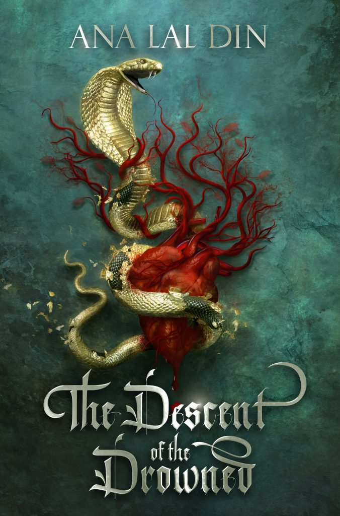cover for the descent of the drowned