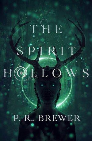 P.R. Brewer The Spirit Hollows cover