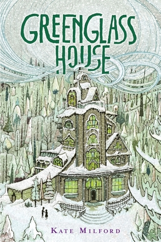 cover image greenglass house