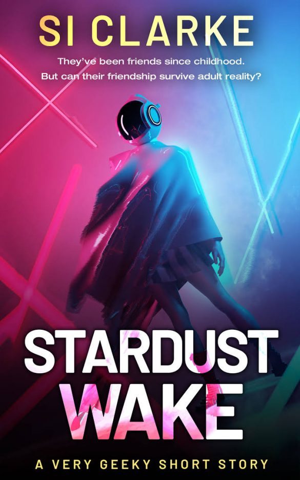 Stardust Wake Cover