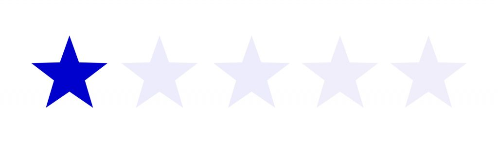 1 Star Book