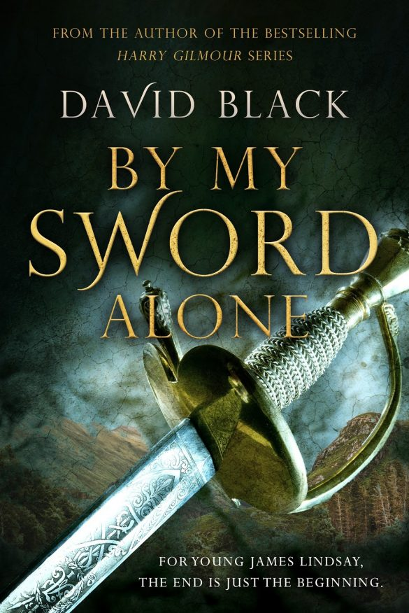 By My Sword Alone Cover