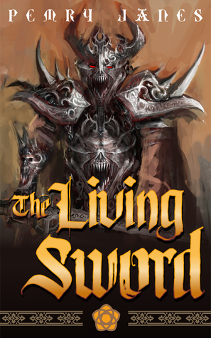 The Living Sword Cover