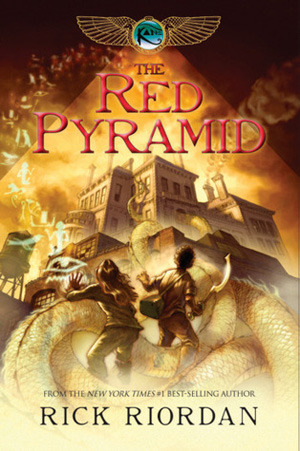 The kane Chronicles cover