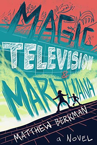 Magic Television Marijuana Cover