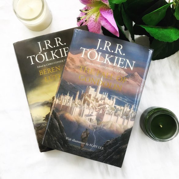 Photo of Tolkien's Long Series