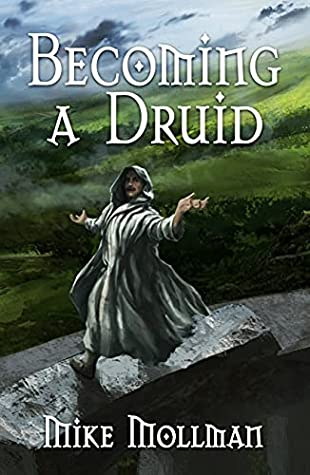 Becoming a Druid Cover