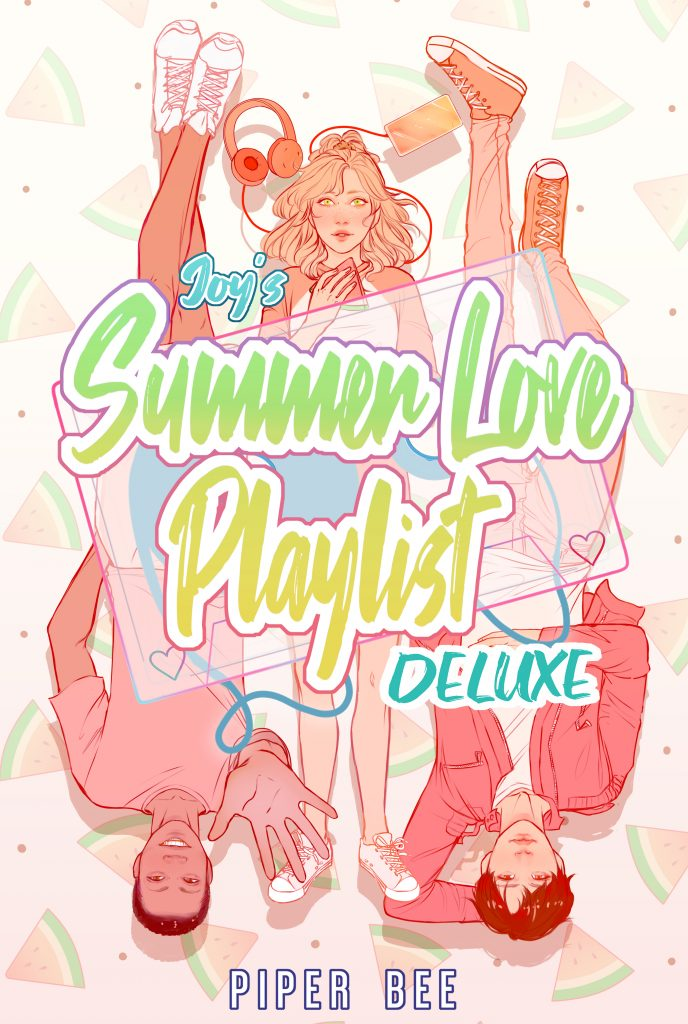 Joy's Summer Love Playlist Cover