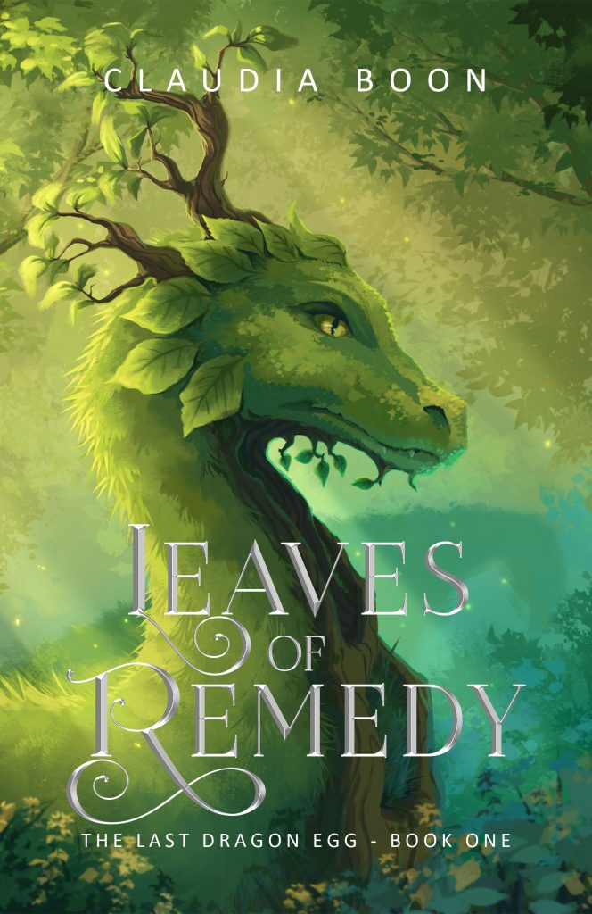 Leaves of Remedy Cover