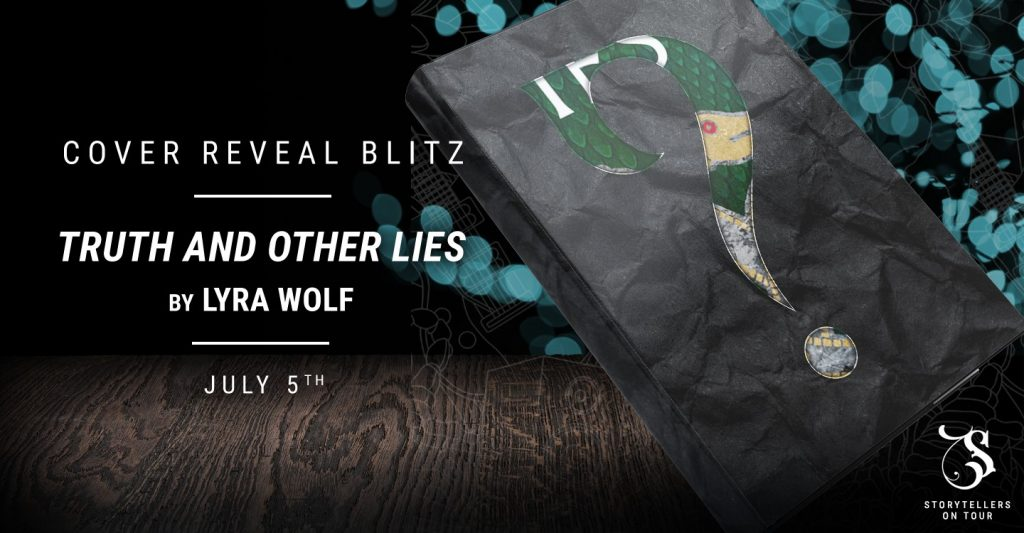 Truth and Other Lies Cover Reveal Tour Poster