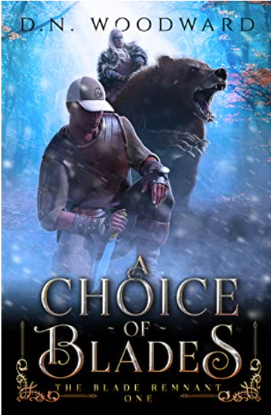 A Choice of Blades Cover
