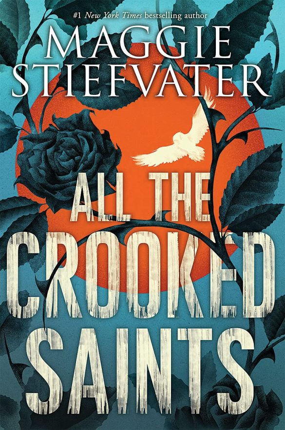 All The Crooked Saints Cover