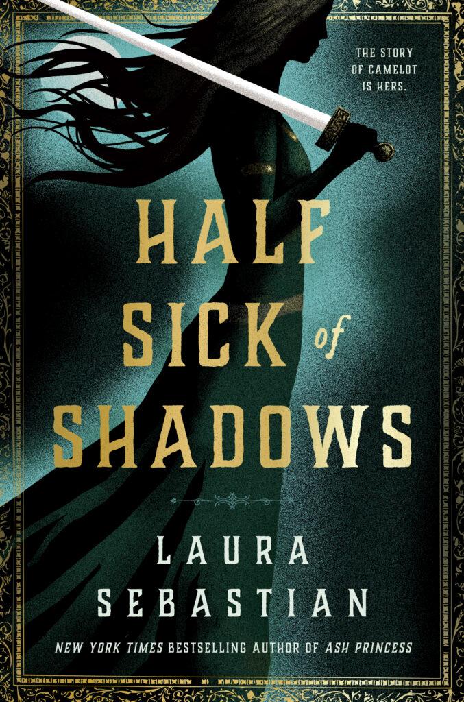 Half Sick of Shadows Cover