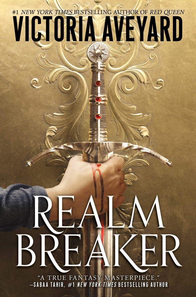 Realm Breaker Cover