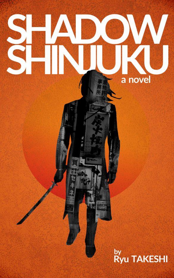 Shadow Shinjuku Cover