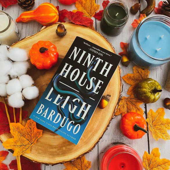 Ninth House Fall Book Aesthetic